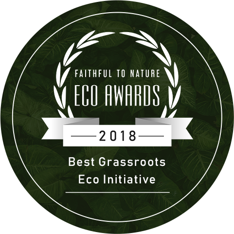 The Bee Effect is a Winner in Faithful to Nature Eco Awards