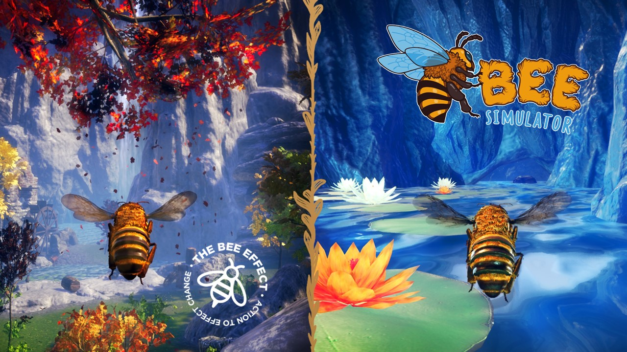 Nature-orientated, family friendly videogame Bee Simulator hits the South African shelves and The Bee Effect is joining The Cause with our #BeeCentric stamp of approval.